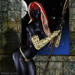 Red Haired Drow